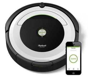 iRobot Roomba 691 Saugroboter mit App Steuerung für 305,90€ (statt 350€)