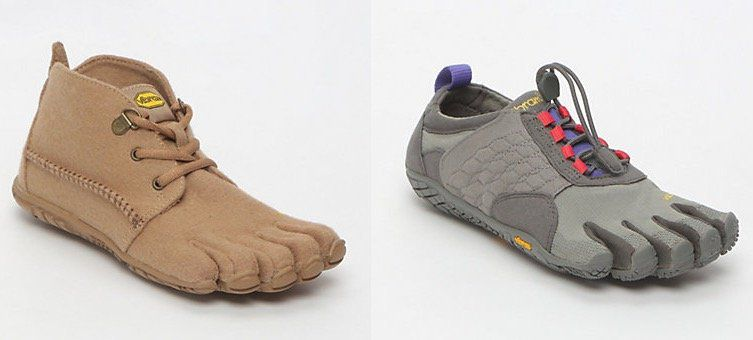 Vibram Five Fingers Sale bei vente privee   z.B. Trek Sport Schuhe ab 49,90€ (statt 71€)