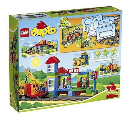 Lego Duplo 10508 Eisenbahn Super Set für 76,40€ (statt 97€)