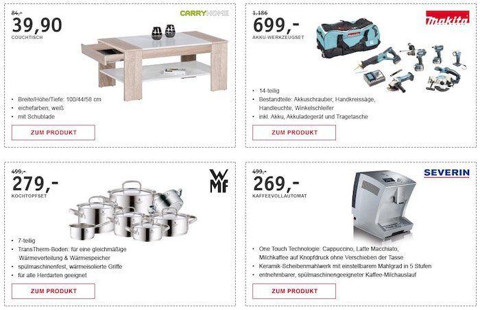 XXXLutz Black Week Angebot mit 25% Rabatt auf den gesamten Einkauf