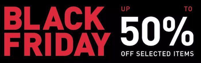 Foot Locker Black Freitag Sale mit bis zu 50% Rabatt auf ausgewählte Angebote ❤️
