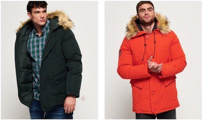 20% Rabatt auf Superdry Jacken und Hoodies   z.B. LA Kapuzenjacke für 47,99€ (vorher 60€)