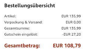 Black & Decker GWC3600L20 Akku Laubbläser / Laubsauger für 108,79€ (statt 162€)