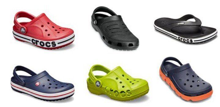 Bis 60% Rabatt auf viele Crocs Modelle + keine Versandkosten