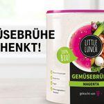 Nur für Telekom Kunden: Bio Gemüsebrühe von Little Lunch geschenkt