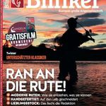 4 Ausgaben vom Blinker für 17,10€ + 17,10€ Verrechnungsscheck