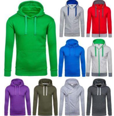Bolf Herren Hoodies und Sweatshirts viele Modelle bis 3XL für 14,95€