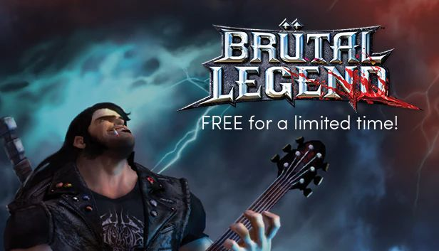 Brütal Legend (Steam Key, Sammelkarten) gratis im Humble Store