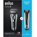 Top! Braun Series 9 9260S Rasierer + Barttrimmer BT 5090 ab 179,91€ (statt 238€)