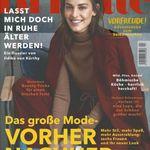 7 Ausgaben der Brigitte für 28€ inkl. 28€ Scheck