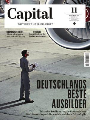 """1 Ausgabe """"Capital"""" gratis – Kündigung notwendig"""