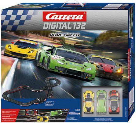 Carrera Digital 132 Pure Speed Rennbahn statt 295€ für 250,67€