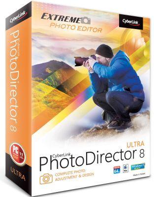 Cyberlink PhotoDirector 8 Ultra kostenlos