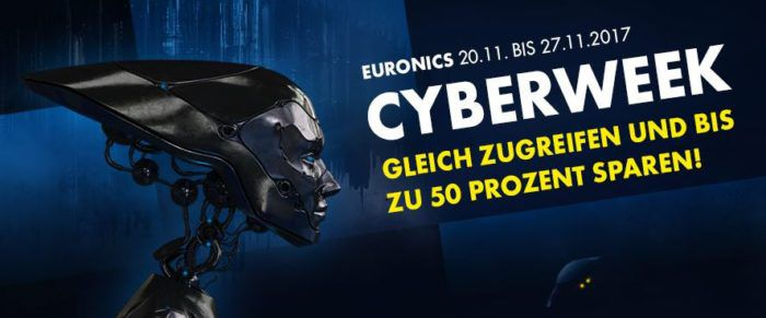 Euronics Cyberweek Angebote vom Samstag   z.B. Remington HC 5705 GP Haarschneider für 35€