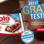 Duplo Chocnut gratis testen dank Geld zurück Garantie