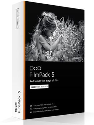 DxO FilmPack 5 Essential Edition (Vollversion, Windows/Mac) gratis