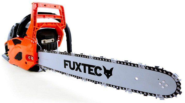Fuxtec FX KS162 Benzin Kettensäge für 89,99€ (statt 128€)
