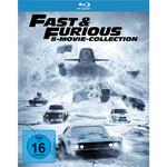 Fast & Furious 1-8 (Blu-Ray) für 25€ (statt 31,50€)