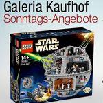 Galeria Kaufhof Sonntagsangebote – z.B. 20% auf Sakkos und Anzüge, ausgewählte Gins und mehr…