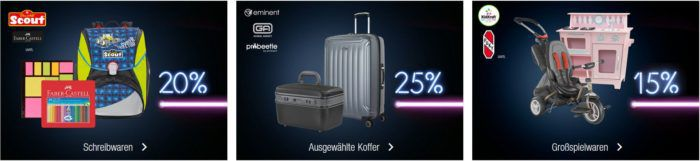 Kaufhof Cybermonday Deals: 25% Rabatt auf die gesamte Haushaltswarenabteilung, Parfümerie, Heimtextilien und mehr