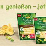 Grünländer Hauchfeiner Genuss gratis testen dank Geld zurück Garantie