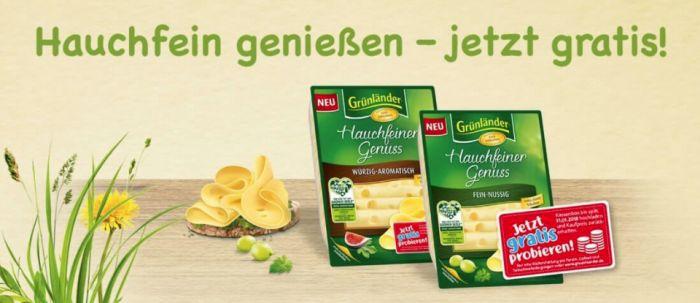 Grünländer Hauchfeiner Genuss gratis