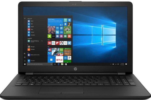 HP 15 bw000ng   15,6 Zoll Notebook mit 1TB HDD und Windows 10 für 256€ (statt 329€)