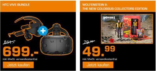 Saturn Weekend Sale: z.B. Xbox One S 500GB Konsole + Mittelerde: Schatten des Krieges für 169€