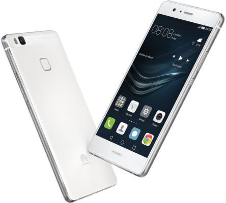 Huawei P9 Lite 16GB weißes Android Smartphone für 149,90€ (statt 190€)