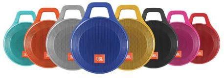 JBL Clip+ Bluetooth Lautsprecher in 5 Farben für je 18,95€ (statt 26€)