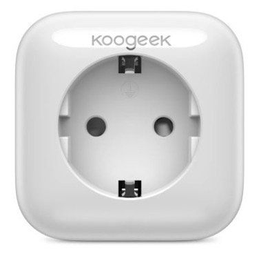 Koogeek Smarthome WiFi Steckdose mit Steuerung via App, Siri & Apple HomeKit für 23,29€