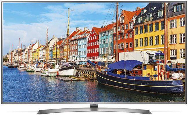 LG 75UJ675V   75 Zoll UHD Smart TV für 1.299€ (statt 1.475€)