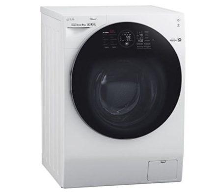 LG Electronics F 14WM 9GS   9Kg Smart Waschmaschine mit A+++ für 749€ (statt 884€)
