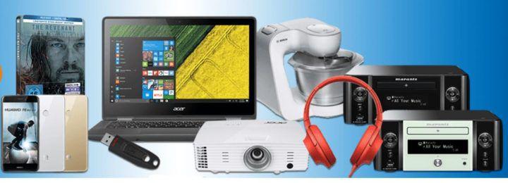 Saturn Late Night Shopping Übersicht   u.a.:  Acer Spin 5   13 Zoll Notebook i3 für 499€