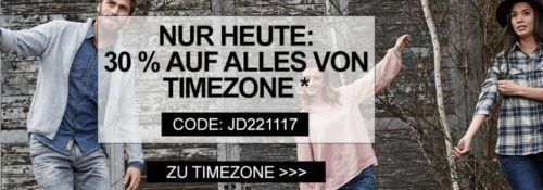Nur Heute: Timezone Jeans mit 30% extra Rabatt