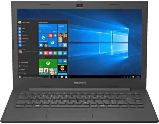 MEDION Akoya S4219   einfaches 14 Zoll FullHD Notebook für 219€ (statt 270€)