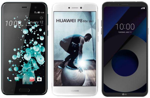 Media Markt Smartphone Preishammer HTC U Play 32 GB für 159€