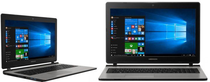 MEDION AKOYA E6430   einfaches 15,6 Notbook mit 4GB RAM u. 1TB Festplatte für 299€