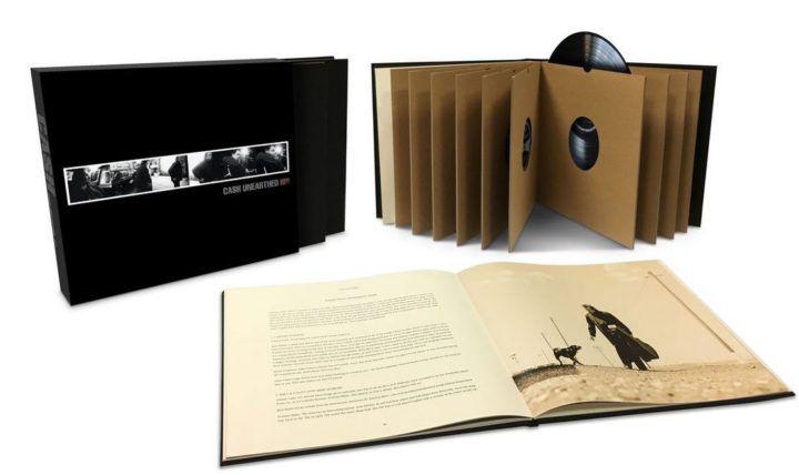 Fehler? Johnny Cash   Unearthed (Ltd.9LP Box) [Vinyl] statt 294€ für 75,99€