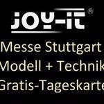 Freikarten für die Modell + Technik-Messe in Stuttgart – nur für den 23 November