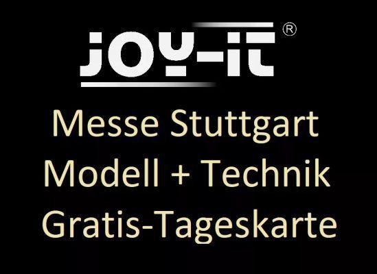 Freikarten für die Modell + Technik Messe in Stuttgart   nur für den 23 November