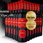Montecillo Crianza – 12 Flaschen spanischer Rotwein für nur 49,80€
