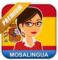 MosaLingua Premium – einfach Spanisch lernen (Android, iOS) kostenlos statt 5,49€