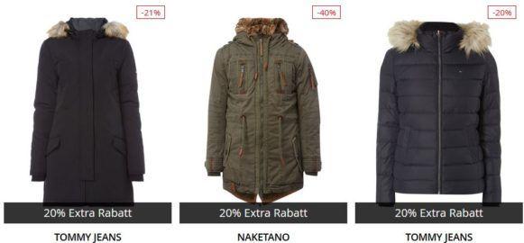 Peek & Cloppenburg* mit 20% Extra Rabatt im Sale   günstige Markenfashion!