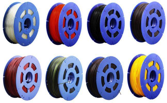 1kg Filament für 3D Drucker PLA 1,75mm miGermany [B Ware] für je 11,80€