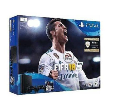 Vorbei! PlayStation 4 pro 1TB + Fifa 18 inkl. für 249,99€