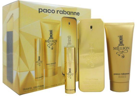 Paco Rabanne 1 Million Set 110 ml EDT & 100 ml Duschgel für nur 55,99€
