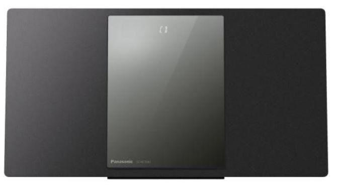Panasonic SC ASC02 Micro HiFi Anlage im Multiroom Starter Kit für 299€ (statt 421€)