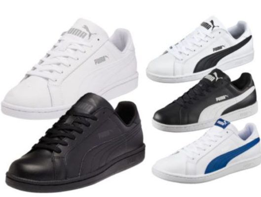 PUMA SMASH L   div. Herren & Damen Sneaker für je 28,88€