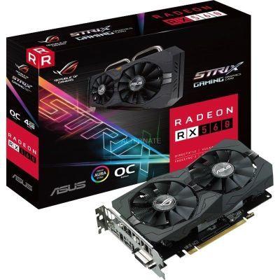 Asus RX 560 ROG STRIX OC EVO (4GB GDDR5, 128 Bit) für 119€ (statt 135€)